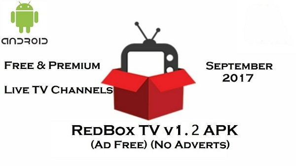 RedBox TV APP Features